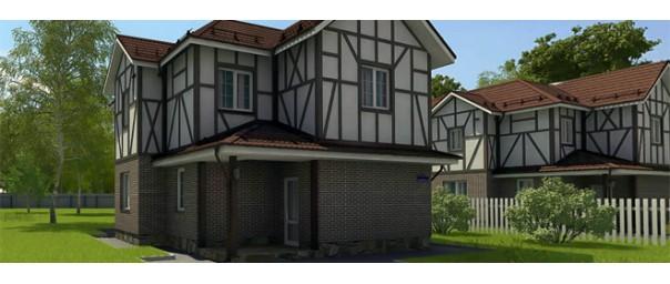 Дом в коттеджном поселке Власово